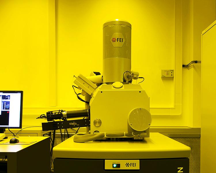 REM – wo optische Mikroskope an ihre Grenzen stossen | Messtechnik