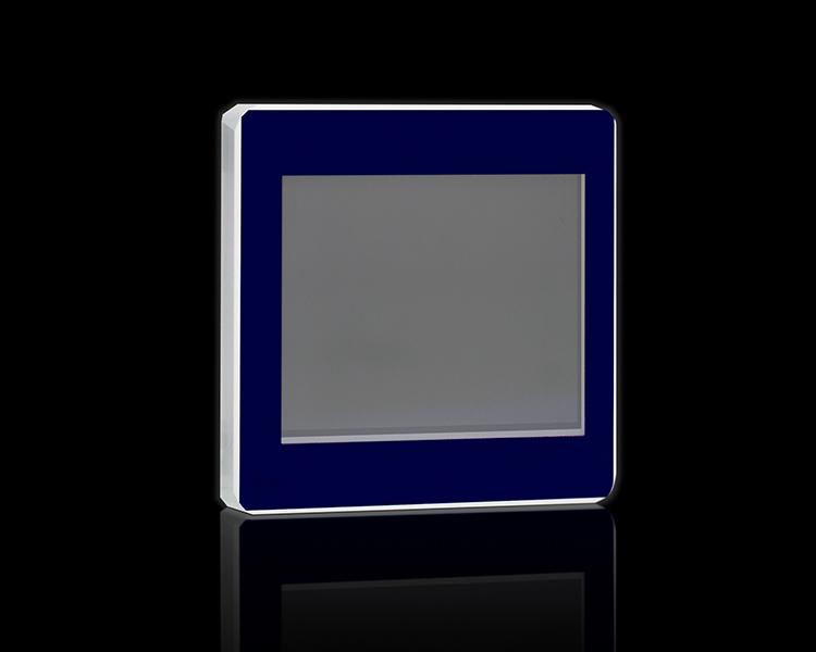 Schachbrettmuster – strukturierte Beleuchtung im Intraoralscanner | Mikrostrukturierte optische Schichten